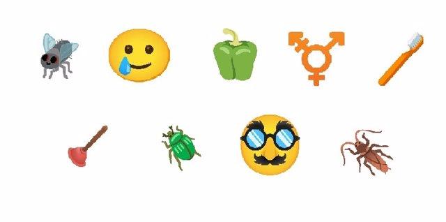 Google añadirá 117 nuevos emojis en Android 11