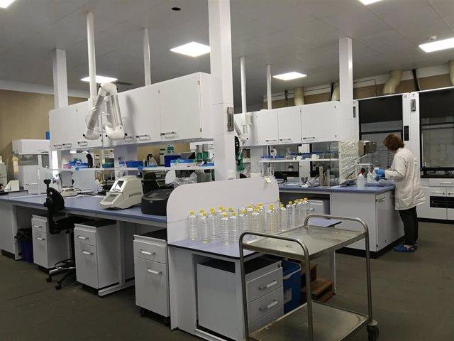 Laboratorio CHD