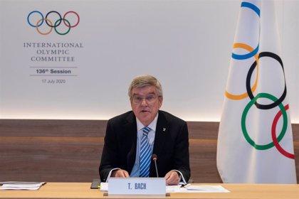 Thomas Bach expresa su deseo de presentarse a la reelección como presidente del COI