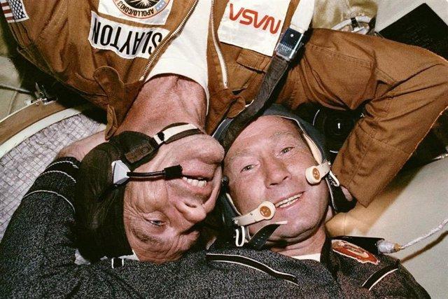 45 años del encuentro orbital Apolo-Soyuz en plena Guerra Fría