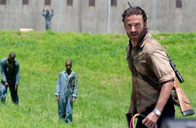 The Walking Dead: Andrew Lincoln intentó impedir la muerte de un personaje en la temporada 3
