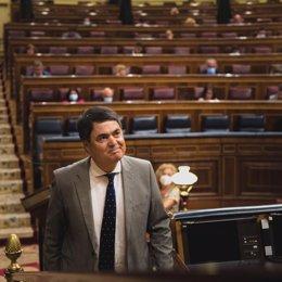 El diputado nacional del PP de Granada Carlos Rojas