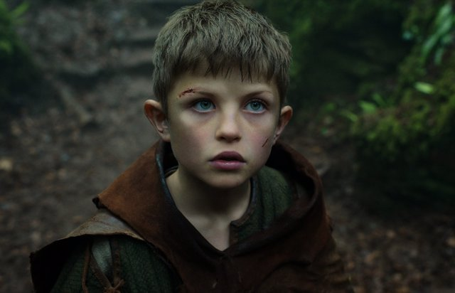 Maldita (Cursed): ¿Quién es realmente Ardilla, el joven acompañante de Nimue en la serie de Netflix?