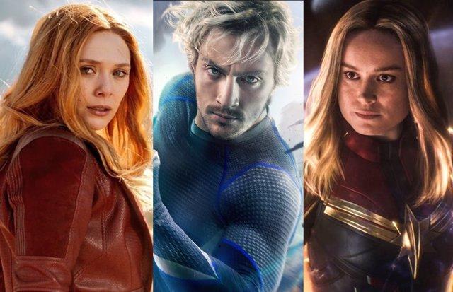 Mutantes en el Universo Cinematográfico Marvel