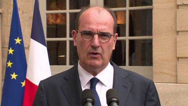 El primer ministre de França, Jean Castex