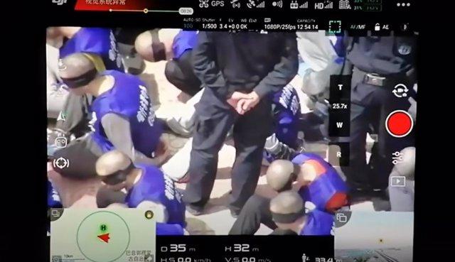 China.- El Gobierno chino desmiente abusos contra los uigures a pesar de las pol