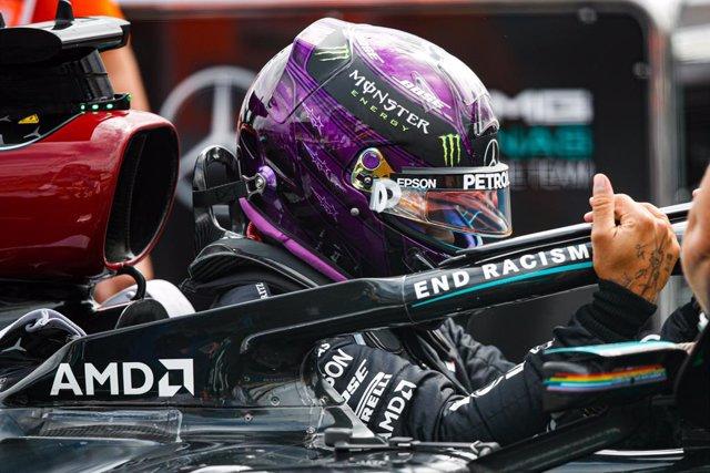 Fórmula 1/GP Hungría.- Lewis Hamilton (Mercedes) gana en Hungría y ya es líder
