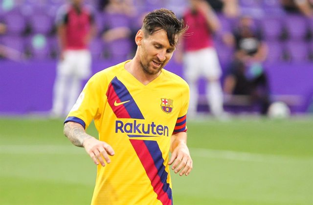 """Fútbol.- Messi: """"Necesitamos tranquilidad, volver con más ganas que nunca"""""""