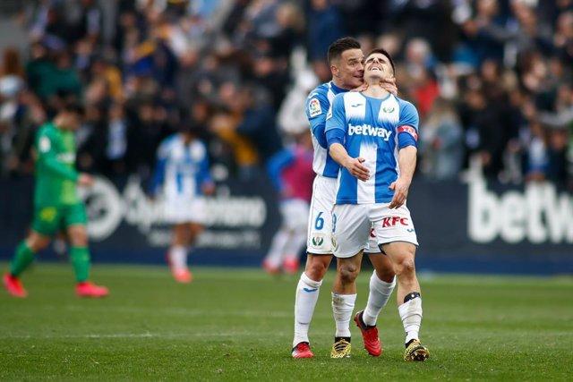 Fútbol.- El Leganés vuelve a Segunda cuatro años después cargado de grandes mome