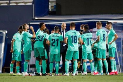 """Zidane: """"Necesitamos un poco de relajación unos días"""""""