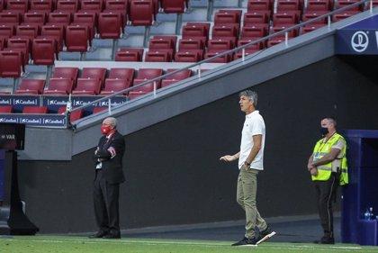 """Alguacil: """"Tengo un orgullo terrible de ser el entrenador de este gran club"""""""