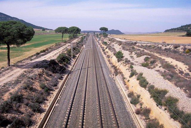 Vies de tren (arxiu)
