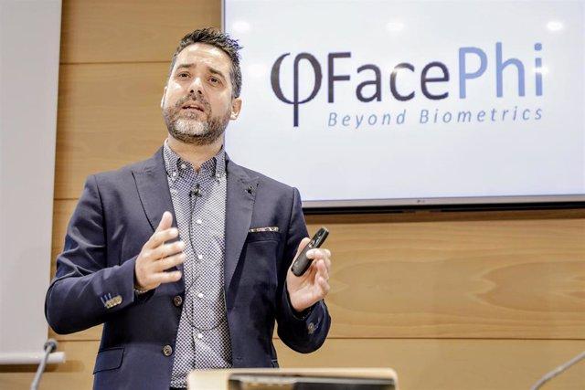 Javier Mira, consejero delegado de FacePhi