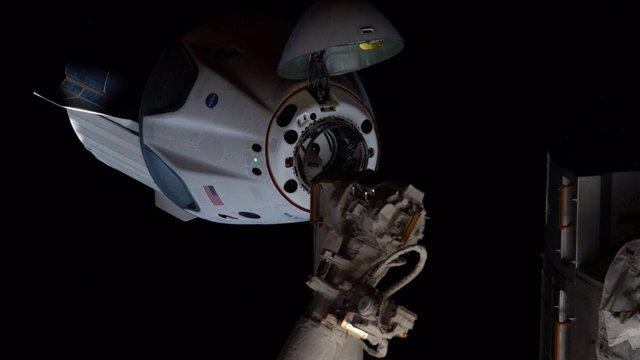 La primera Dragon con tripulación rergresará a la Tierra el 2 de agosto