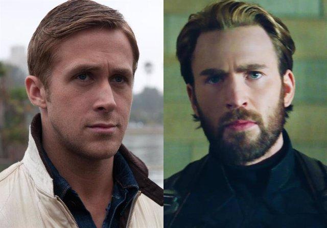 Ryan Gosling y Chris Evans protagonizarán The Gray Man, la película más cara de Netflix