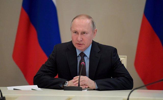 Rusia.- Putin destituye al gobernador de Jabarovsk a pesar de las multitudinaria