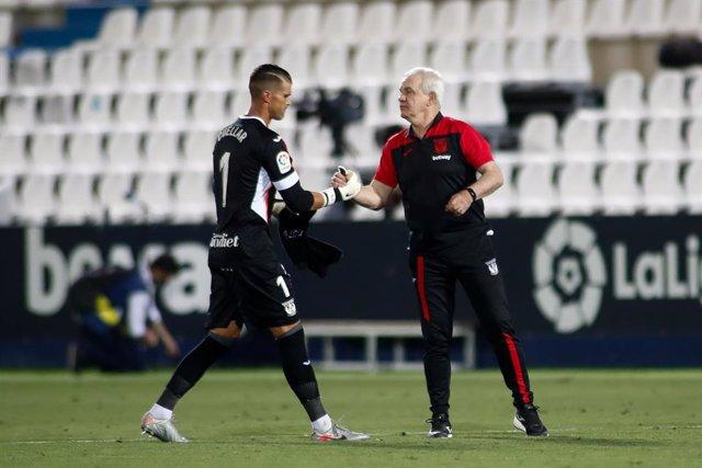 Fútbol.- El técnico mexicano Javier Aguirre y el Leganés ponen fin a su relación