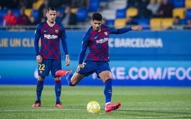 Fútbol.- Ronald Araujo vuelve al Barça B para el 'Play-off' de ascenso
