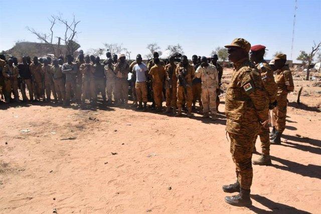 Burkina Faso.- Mueren dos soldados en un ataque en el este de Burkina Faso