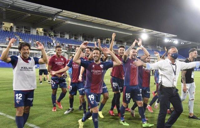 Fútbol/Segunda.- (Crónica) Ganan Lugo y Albacete y envían al Deportivo a Segunda