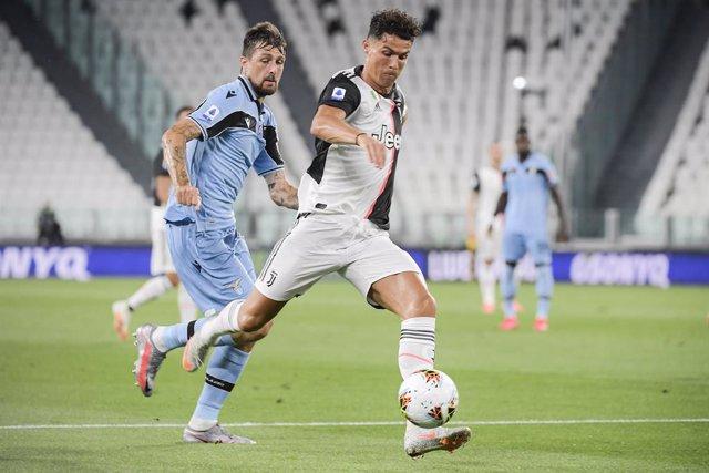 Italy Serie A - Juventus Turin vs Lazio Rome