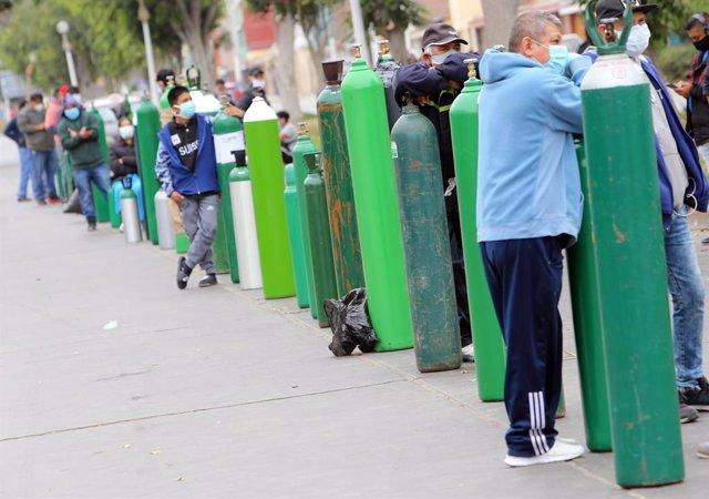 """Coronavirus.- Perú detecta otros 4.000 nuevos casos de coronavirus y pide """"unida"""