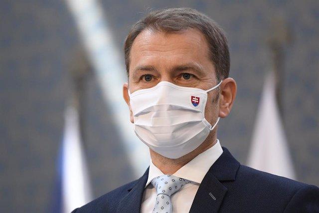 Eslovaquia.- La oposición eslovaca presentará una moción de censura contra el pr