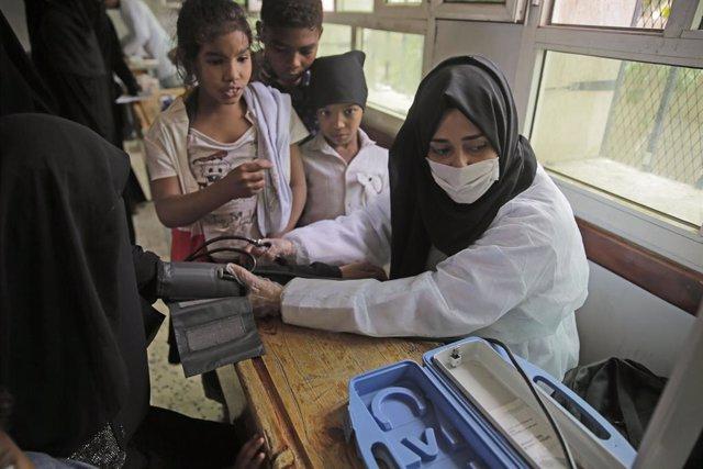 Coronavirus.- La ONU destaca que la tasa de mortalidad por COVID-19 en Yemen es