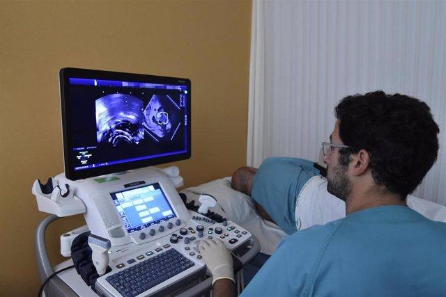 Desarrollan línea de investigación sobre biopsia de fusión en cáncer de próstata