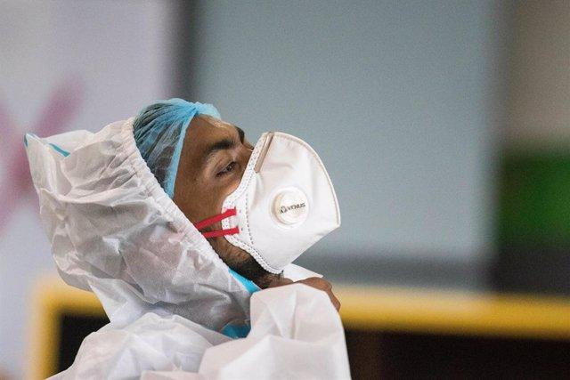 Coronavirus.- India suma 37.148 casos de coronavirus y supera los 28.000 muertos