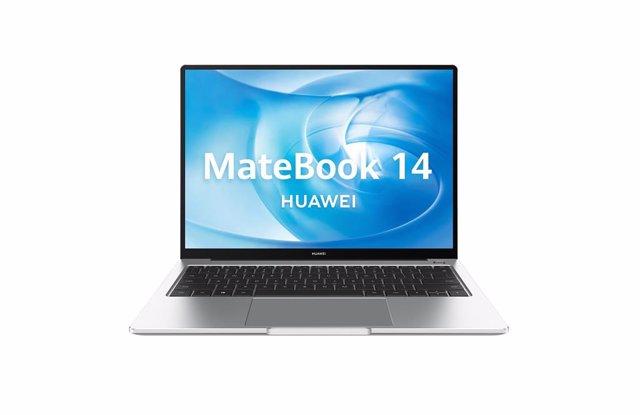 Huawei MateBook 14, un portátil con Intel Core i7 y batería de hasta 15 horas pe