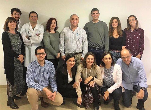 Especialistas del Instituto de Investigación Sanitaria INCLIVA, del Hospital Clínico de Valencia