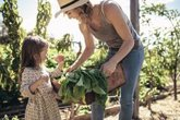 Foto: Después de la igualdad, el medio ambiente es lo que más preocupa a las madres