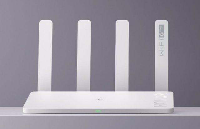 Honor Router 3 con WiFi 6, que alcanza velocidades de red tres veces más rápidas