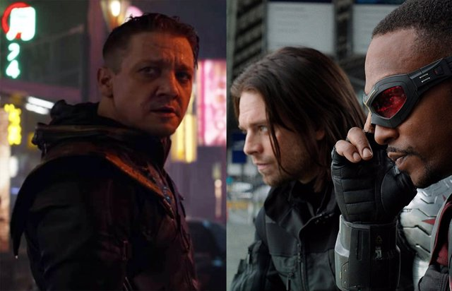 Filtrada la conexión de The Falcon and Winter Soldier y Ronin en Vengadores: Endgame