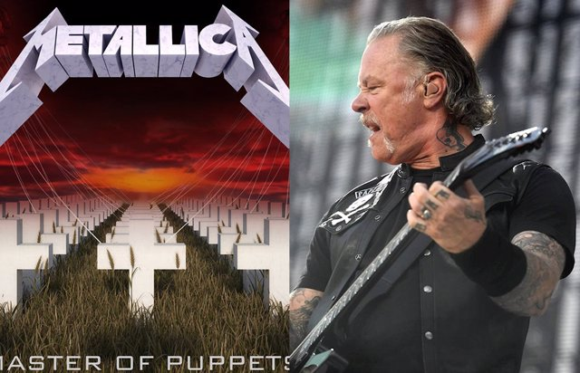 Metallica comparte en Youtube el concierto completo del 20 aniversario de Master Of Puppets de 2006 en Berlín