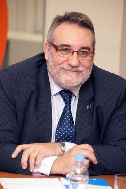 El presidente del Círculo de la Sanidad, Ángel Puente