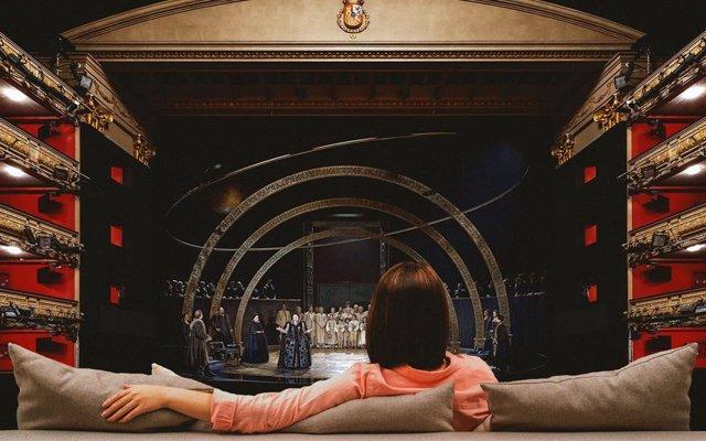 Imagen de My Opera Player, plataforma de vídeo del Teatro Real