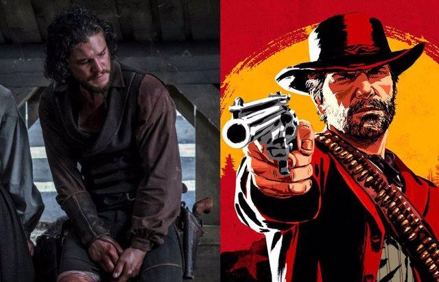 Kit Harington (Jon Snow) protagoniza el genial tráiler fan de la adaptación de Red Dead Redemption