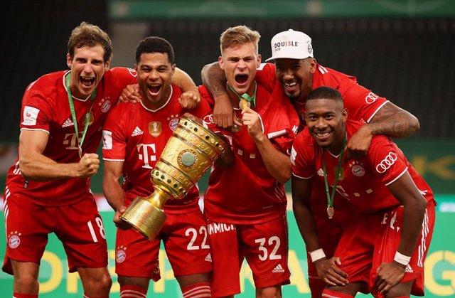 Fútbol.- El Bayern jugará un amistoso ante el Olympique de Marsella para afinar