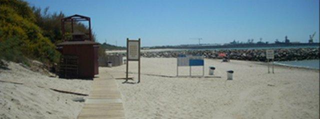 Playa de Los Galeones de Rota