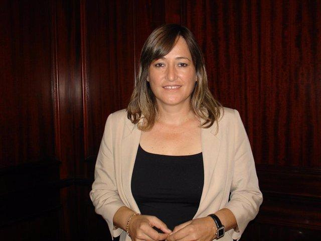 La alcaldesa de Níjar (Almería), Esperanza Pérez (PSOE)