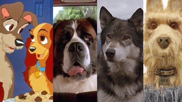 Día Mundial del Perro: 15 películas protagonizadas por el mejor amigo del ser humano