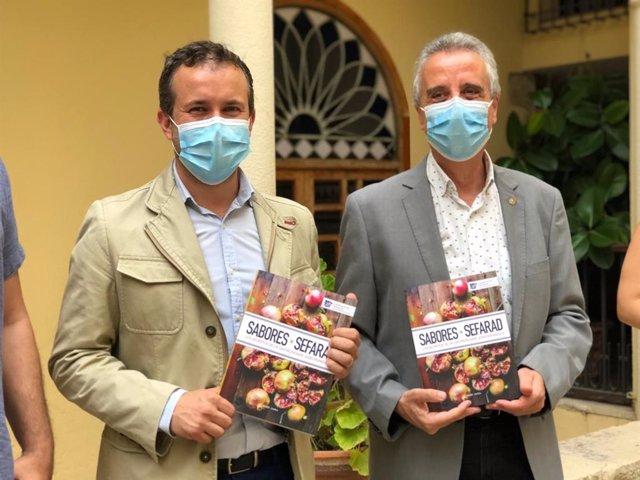 Jaén.- La capital jiennense acoge la presentación del libro 'Sabores de Sefarad'