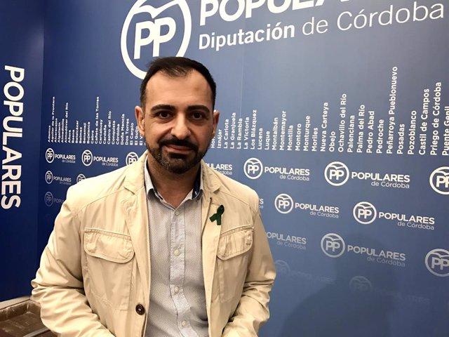 Córdoba.- El PP lleva al Pleno de la Diputación una moción en defensa de los agr