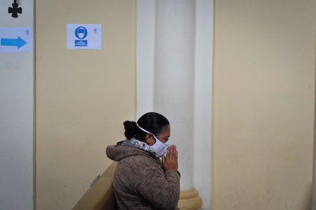 Coronavirus.- Ecuador eleva de nuevo su balance diario por encima de los 1.500 n