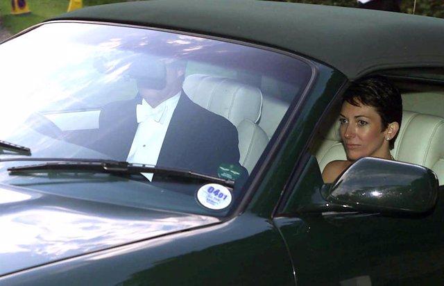 Ghislaine Maxwell, exnovia y presunta cómplice del difunto magnate Jeffrey Epstein.