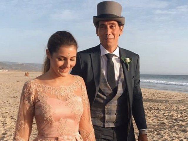 Anna Ferrer y Antonio Vidal