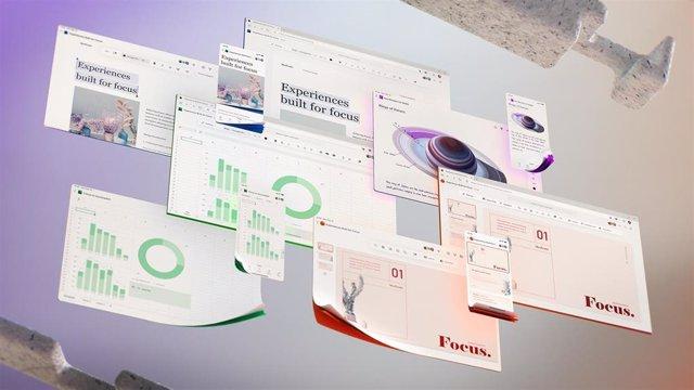 Nueva experiencia en Microsoft 365