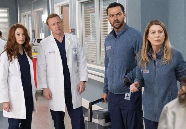 Anatomía de Grey abordará el coronavirus en su próxima temporada